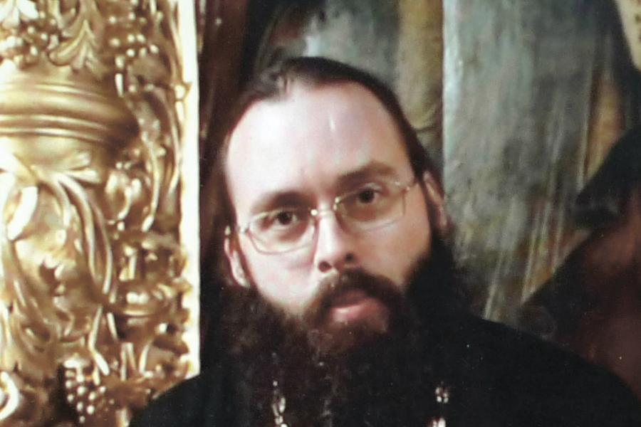 Иерей Валерий Духанин
