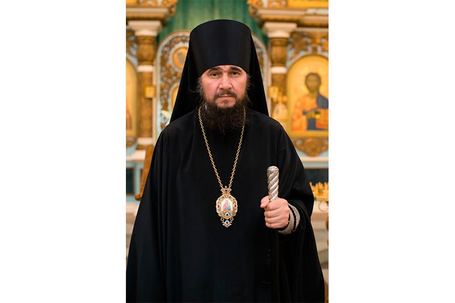 Епископ Югорский и Няганский Фотий