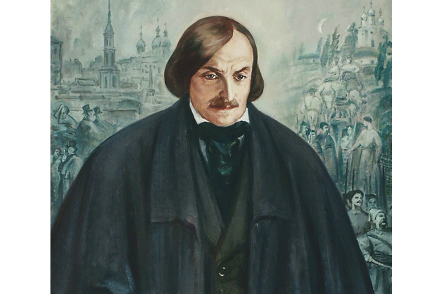 Николай Васильевич Гоголь