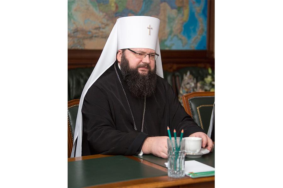 Митрополит Смоленский и Рославльский Исидор