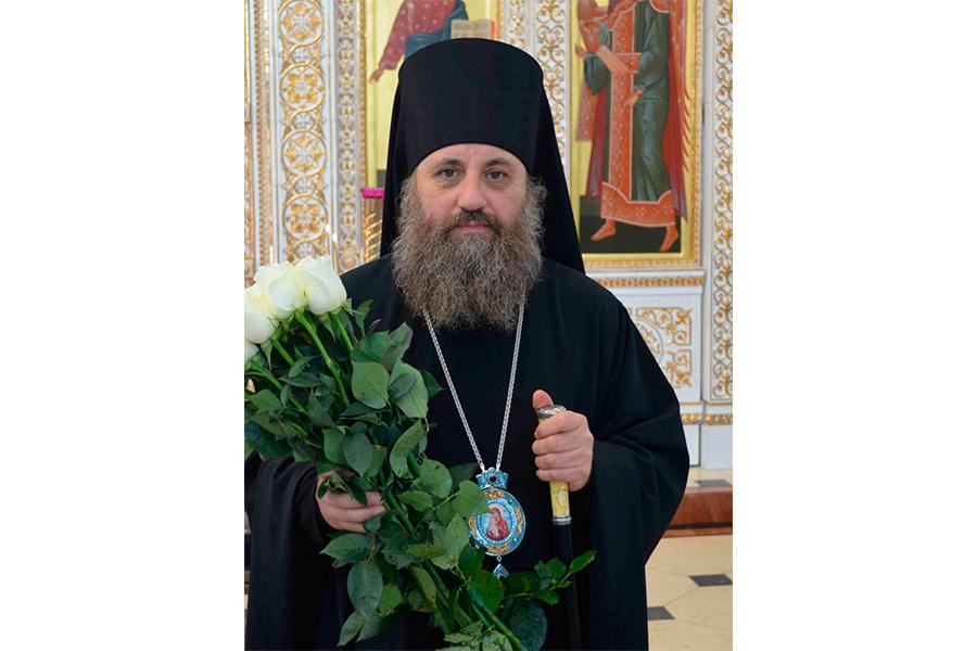 Архиепископ Калининградский и Балтийский Серафим