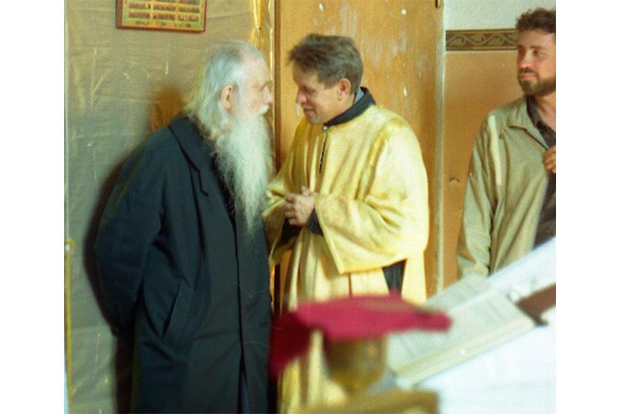 Беседа с отцом Кириллом (Павловым)