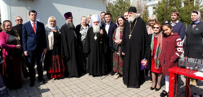 Первый фестиваль Духовно-нравственной культуры в Ташкенте