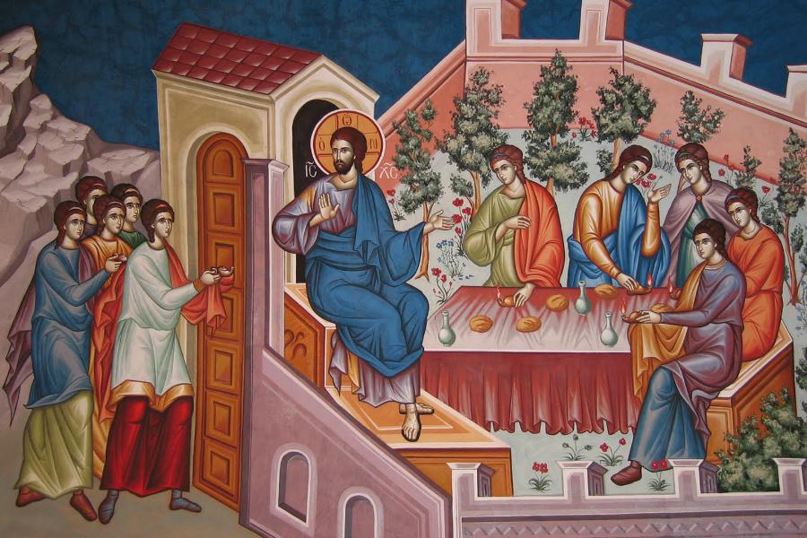 Проповеди и притчи Христа