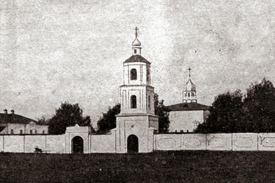 Сушкинский монастырь в 19 веке