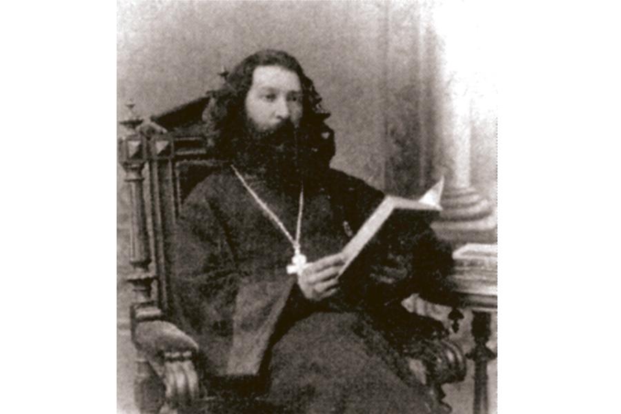 Отец Александр Коринфский