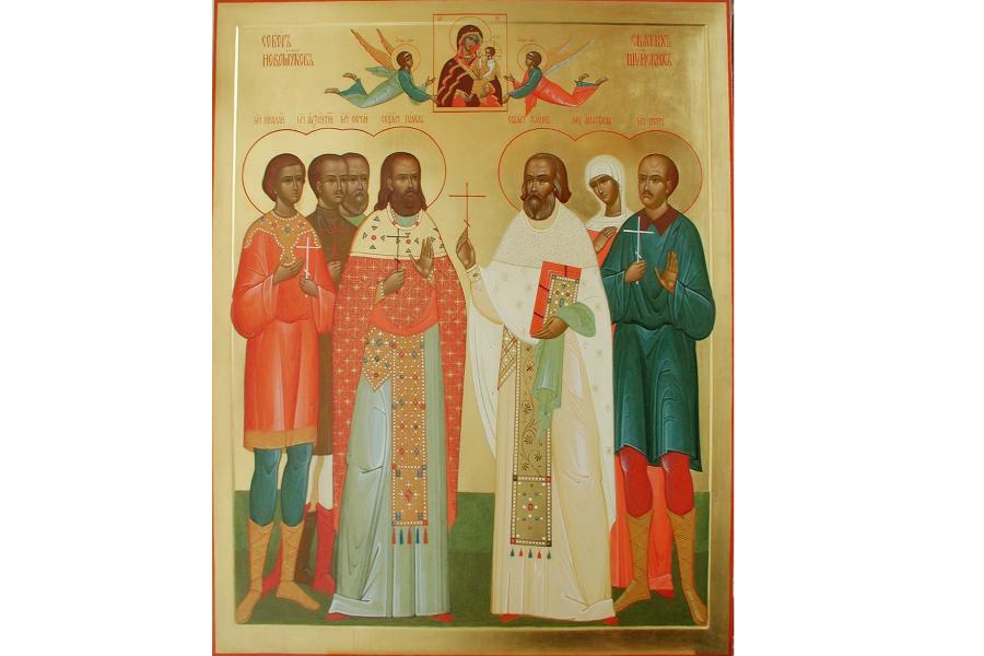 Собор Шуйских новомучеников