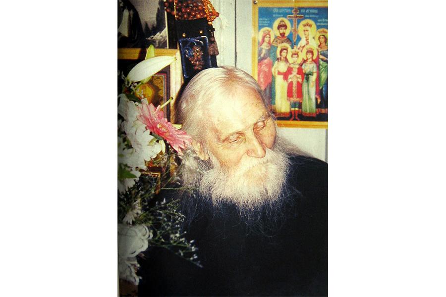 Протоиерей Николай Гурьянов в день своих именин
