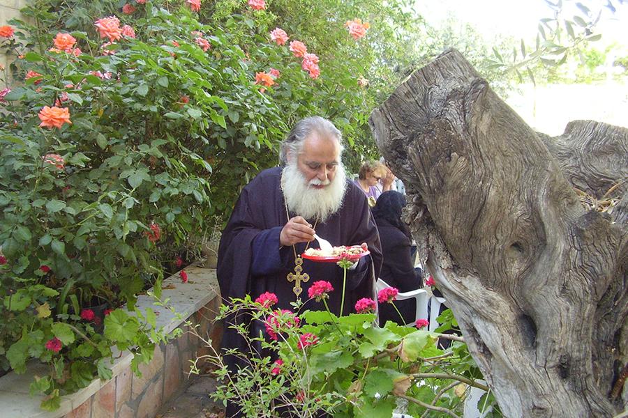 В монастыре преподобной Пелагии