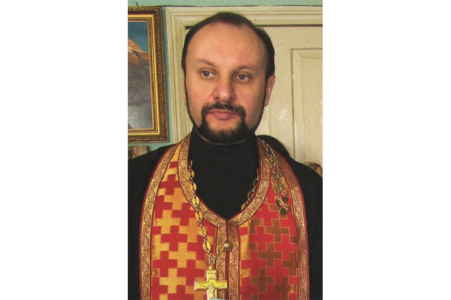 Протоиерей Димитрий Кравченко
