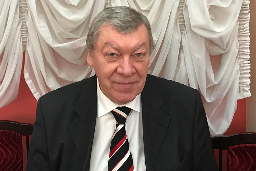 Профессор Иван Баба