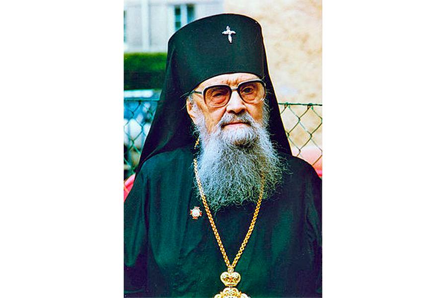 Архиепископ Женевский и Западноеропейский Антоний