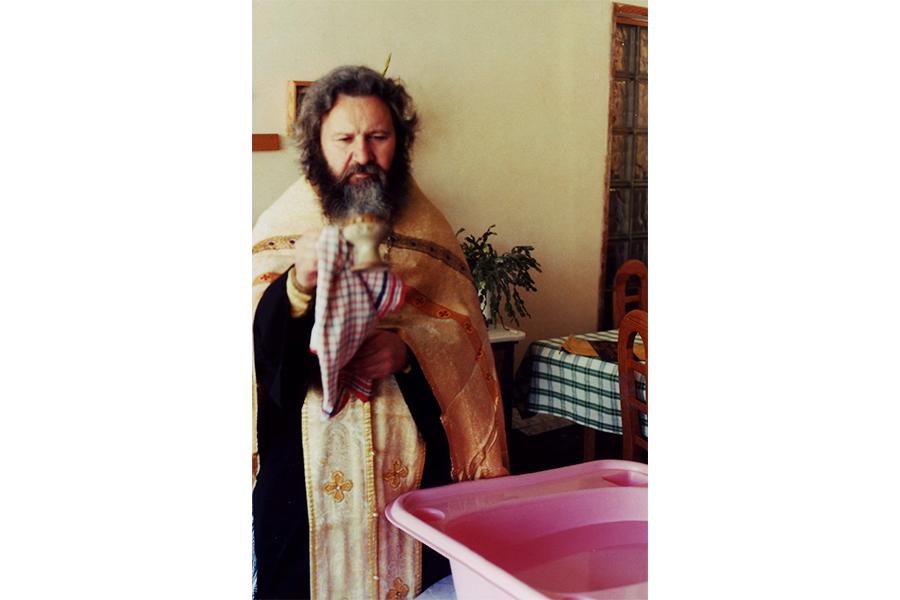 Протоиерей Михаил Гудков, окормлявший Леснинскую женскую обитель и православные приходы в Португалии