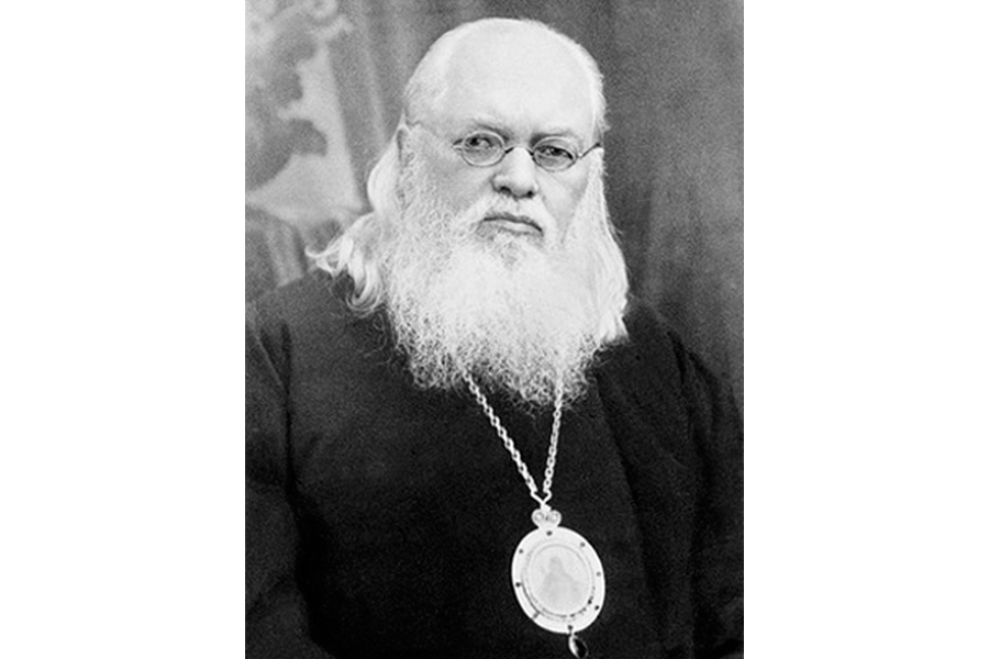 Архиепископ Лука. Тамбов, 1944 г.