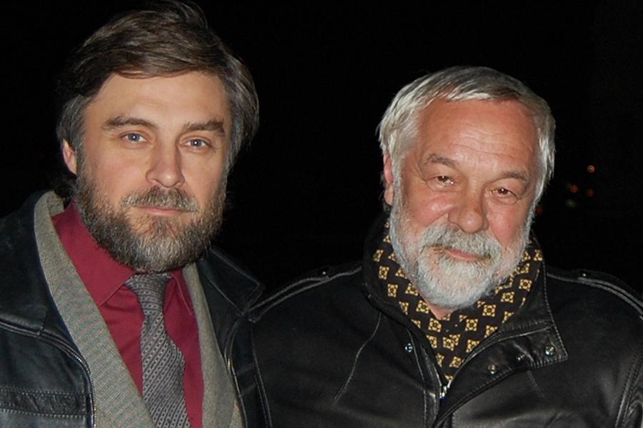 Андрей Остапенко и Виктор Слободчиков