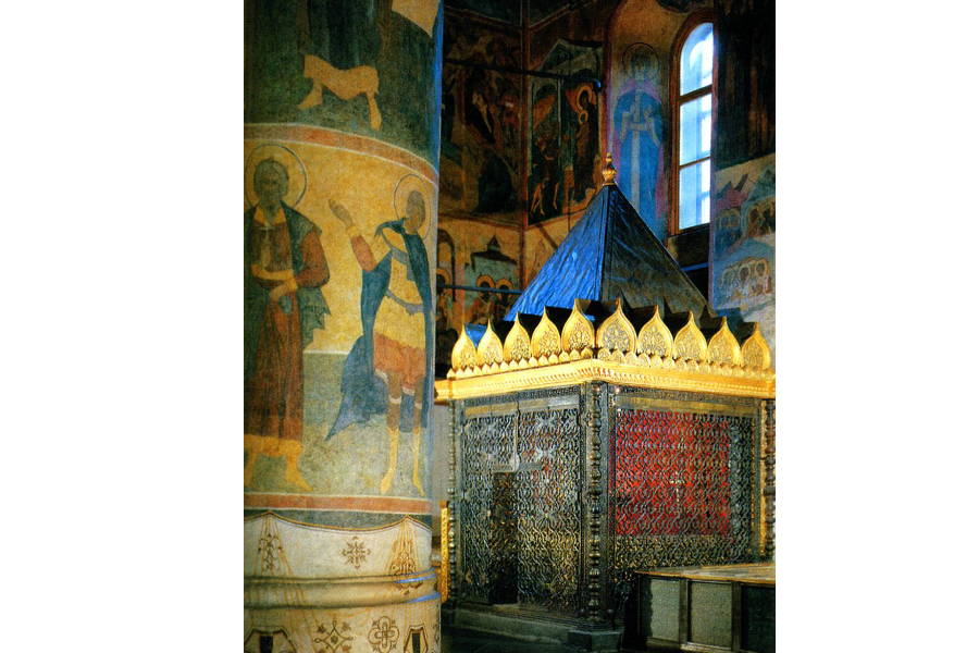 Гробница Патриарха Гермогена