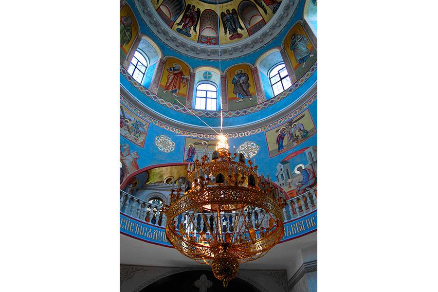 Купол Никольского собора 2011 г