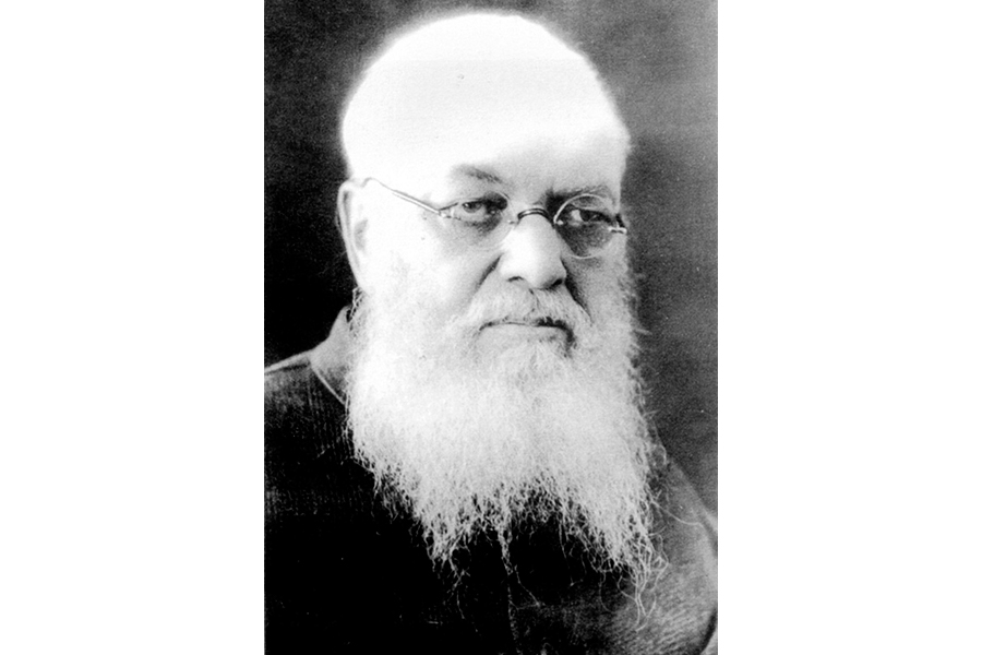 Архиепископ Лука, г. Тамбов, 1944 г.