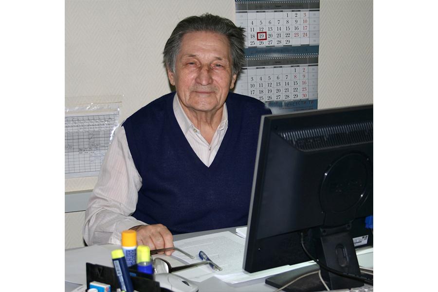 Алексей Гаврилович Глухов в 2008 году