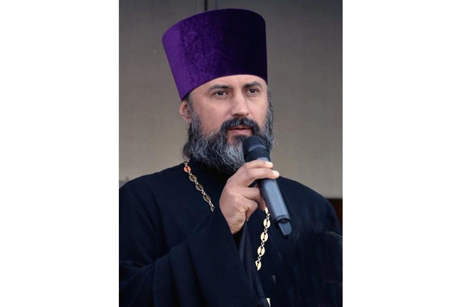 Протоиерей Виктор Савенко