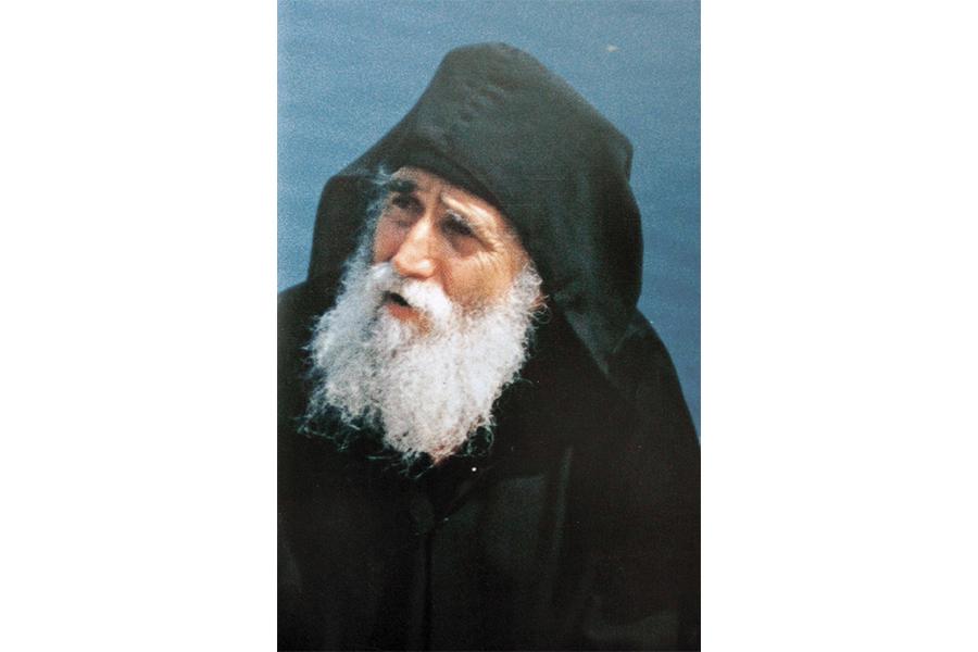 Преподобный Паисий