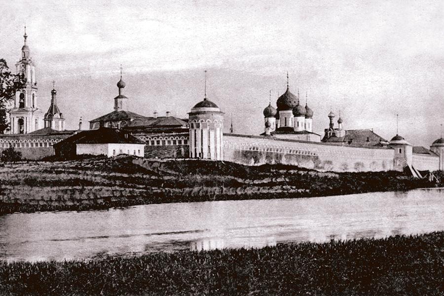 Троицкий Калязинский мужской монаст