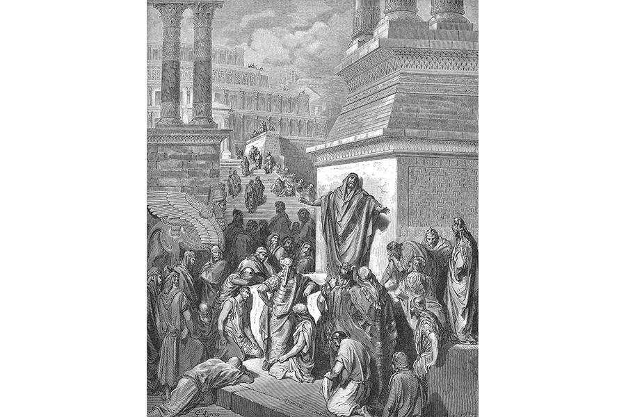 Пророк Иона в древней Ниневии