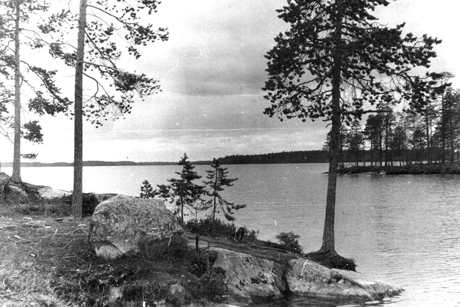 Реку Свирь форсировали в июне 1944 года