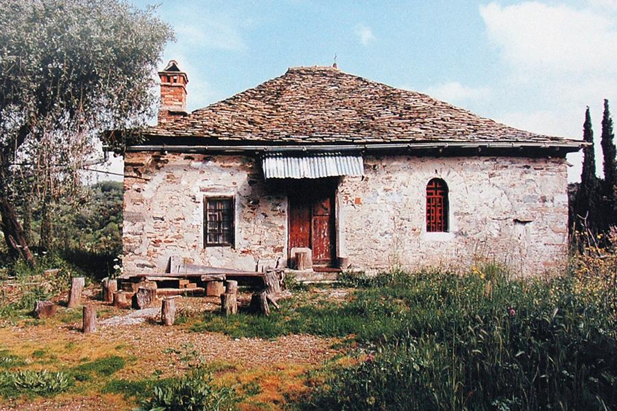 Дом старца Паисия