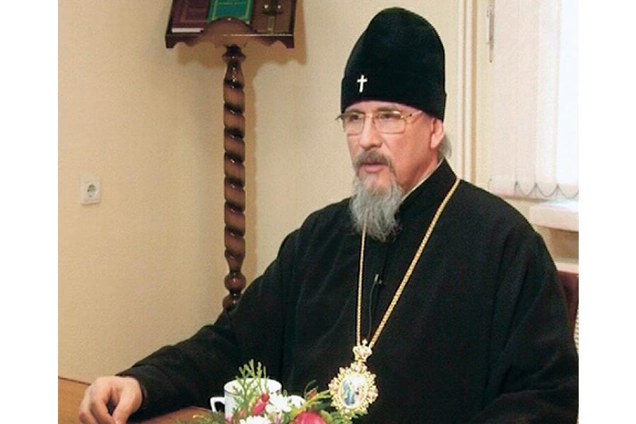 Митрополит Читинский Димитрий