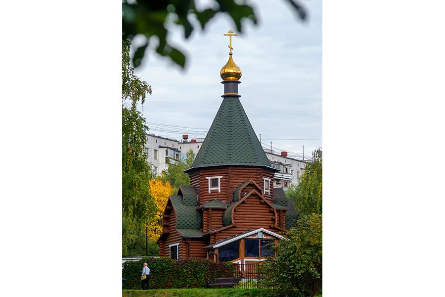 Храм Антония и Феодосия Киево-Печерских в Бибиреве (Москва)