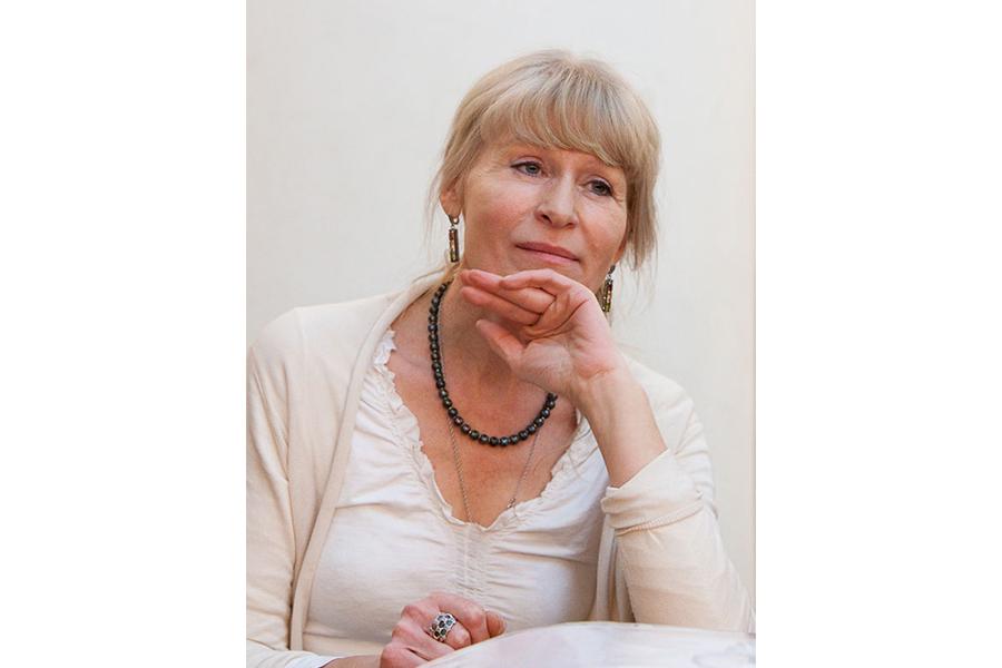 Лауреат Патриаршей премии Олеся Николаева