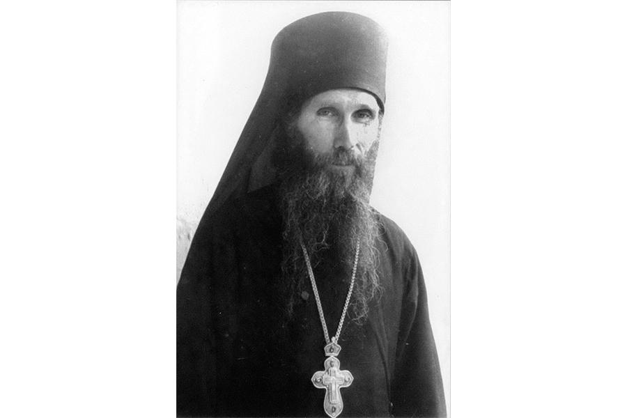 Иеромонах Кирилл
