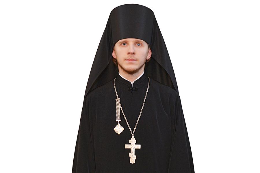 Иеромонах Закхей