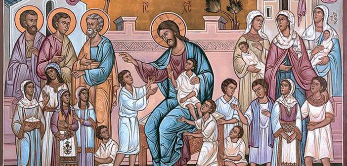 Детскость и евангельский эталон в жизни