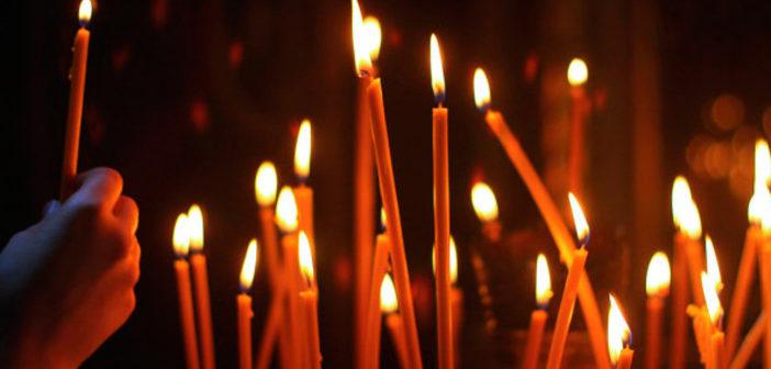 О духовном смысле церковной свечи