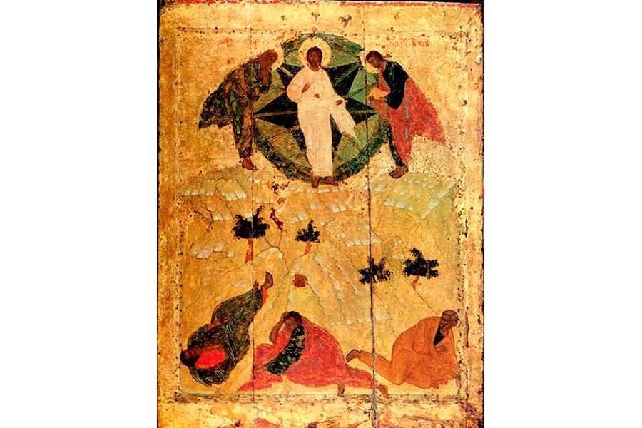 Преображение Господне Икона, 1405 г