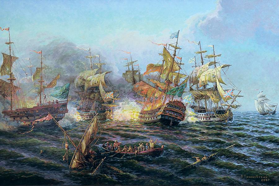 Адмирал Феодор Ушаков не проиграл ни одного сражения