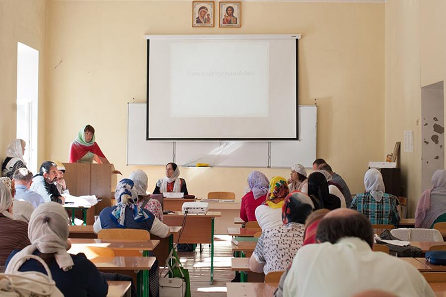 Выступление участников круглого стола