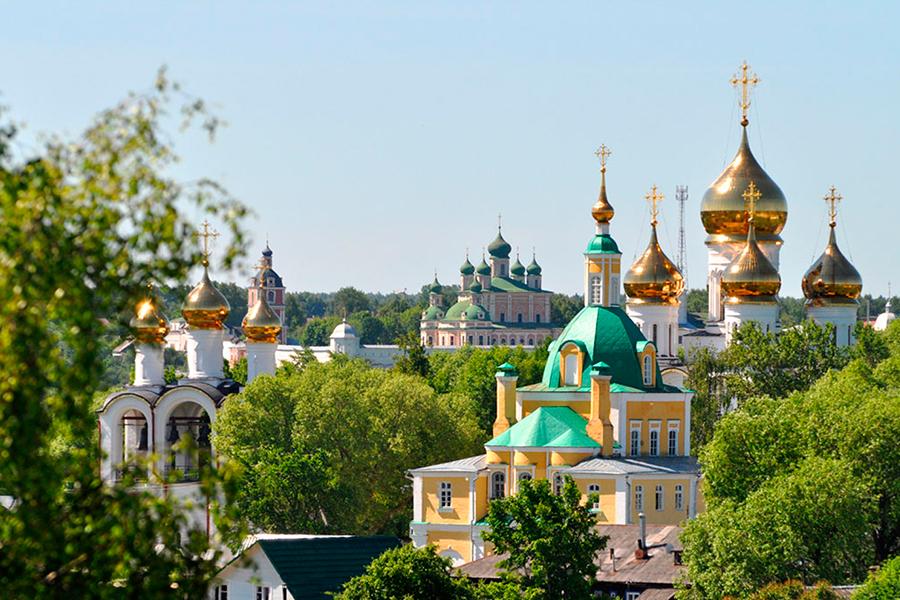 Город Переславль-Залесский