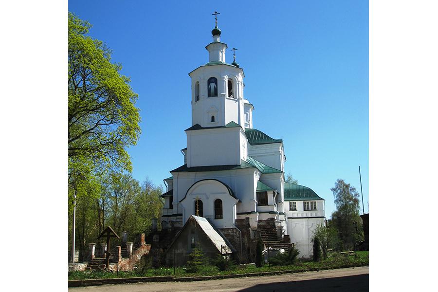 Спасо-Преображенский Авраамиев монастырь сегодня