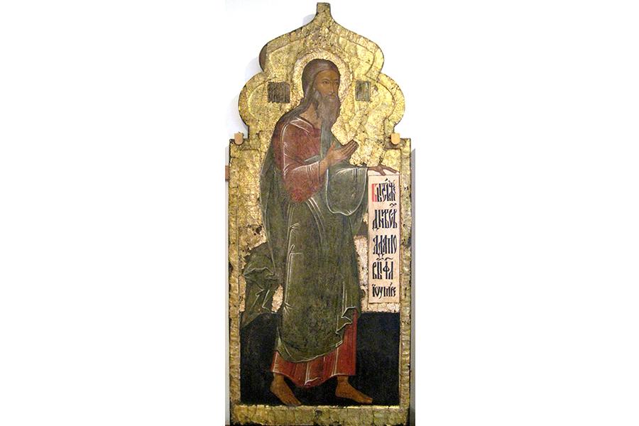 Адам, икона Ждана Дементьева