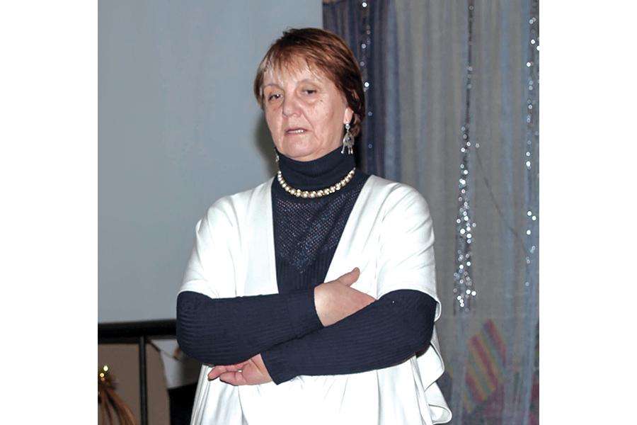 Директор пансиона Татьяна Алексеевна Рогова