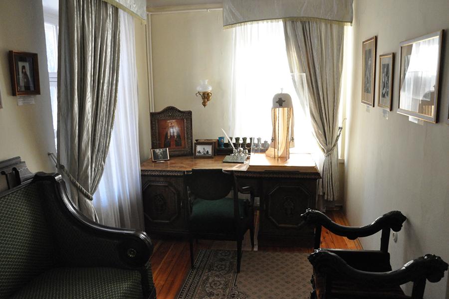 Комната Патриарха Тихона в Донском монастыре