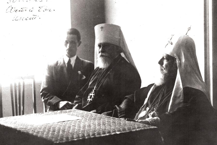 Открытие духовных школ в 1946 г