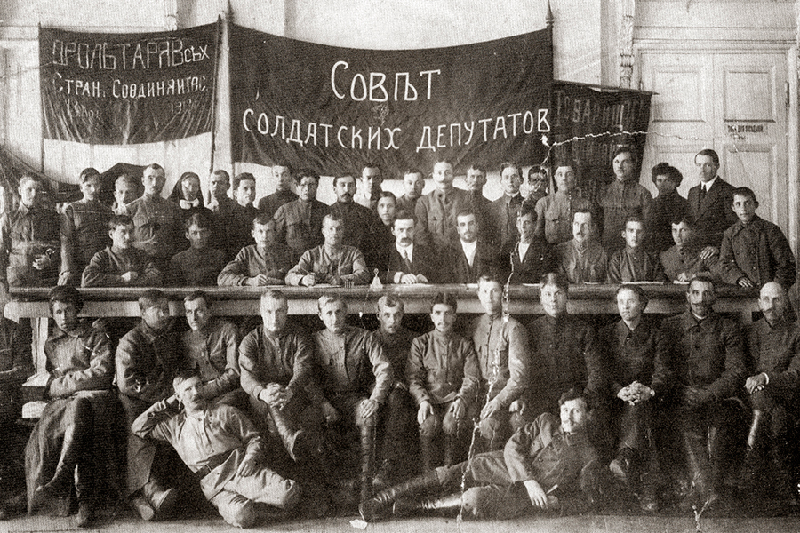 Совет солдатских депутатов