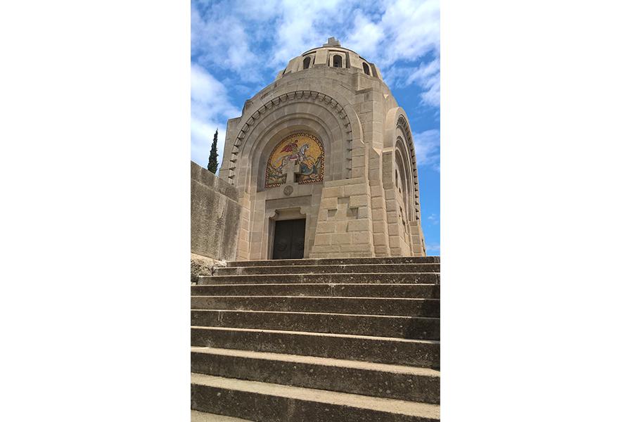 Православная часовня в Салониках