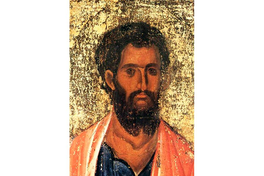 Апостол Иаков Зеведеев, Византия, XIII в.