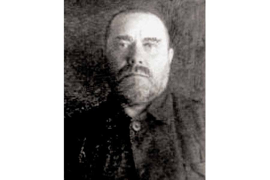 Священномученик Ярослав Савицкий, фото из следственного дела 2