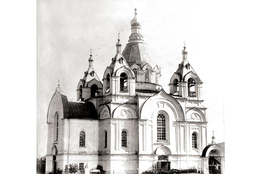 Александро-Невская церковь Миасского завода